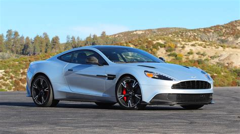 Aston Martin Vanquish Coupe by 2018 Aston Martin Vanquish S Coupe Review Going Out With