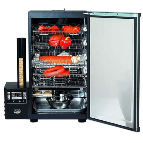 Bradley Digital 4 Rack Smoker bradley digital smoker 4 rack the green