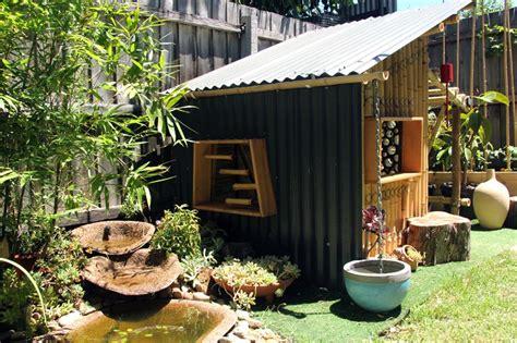 build   bamboo cubby