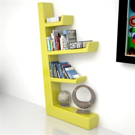scaffale design libreria da terra con mensole scaffale design austen