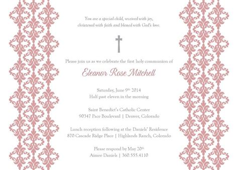baptism invitation template 23 best invites images on christening