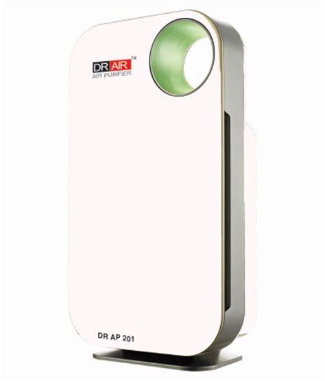dr air dr ap 201 air purifier white