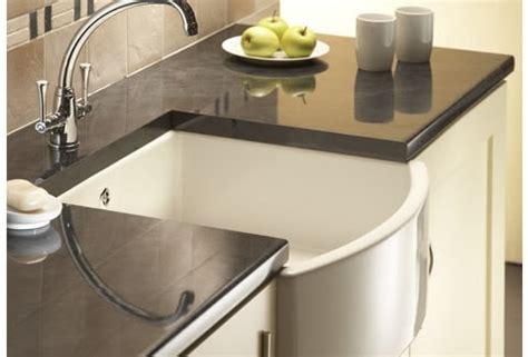 Belfast Sink In Modern Kitchen by The Waterside Kitchen Sink An Alternative To The