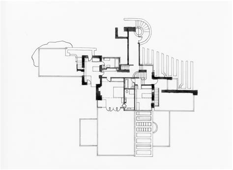 frank lloyd wright falling water floor plan frank lloyd wright falling water floor plan gurus floor