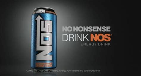 energy drink commercial best creative ads nos no nonsense epic new tv commercial
