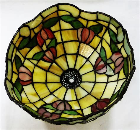 stained glass l small stained glass l 28 images leaded glass l shade