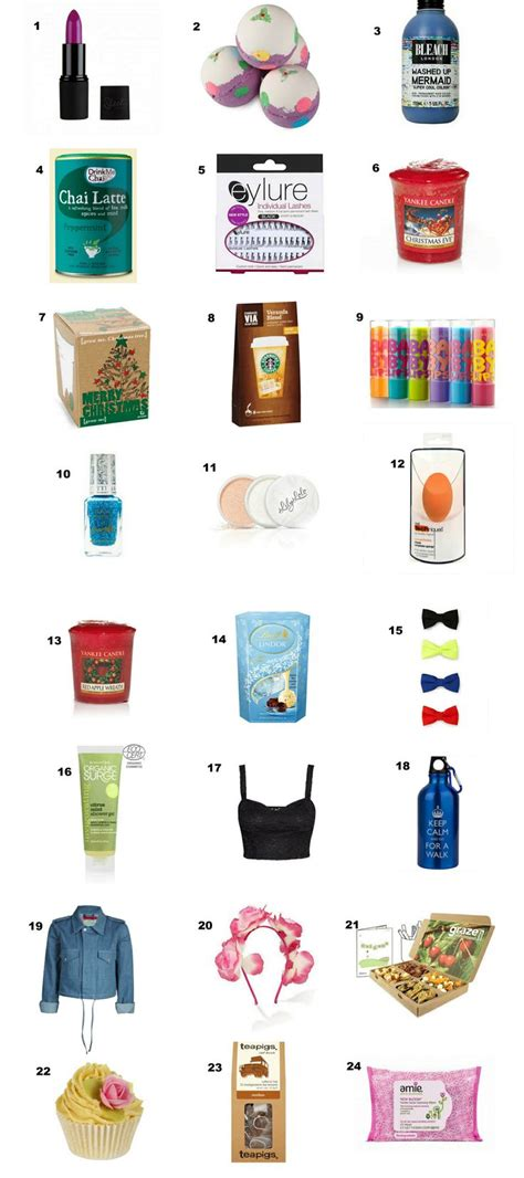 17 best ideas about advent calendar fillers on pinterest