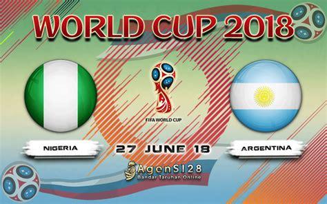 prediksi pertandingan piala dunia nigeria vs argentina 27