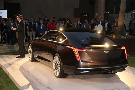 Cadillac Images Cadillac Shifts Design Direction With Escala Concept