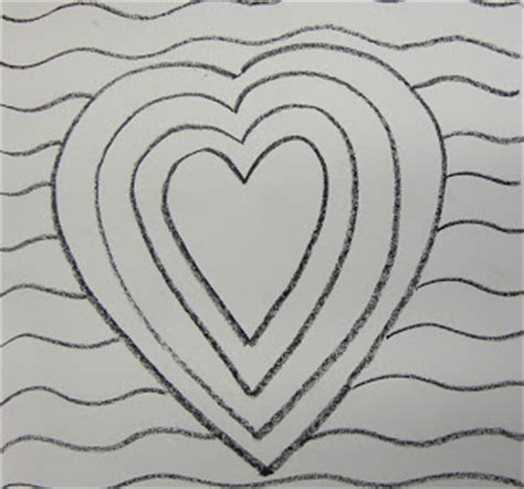 choosing a color scheme these paper hearts art paper scissors glue warm color cool color hearts