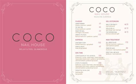 coco jakarta menu coco nail house jakarta nail school by vicky hambali