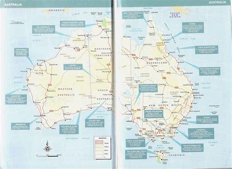 south eastern australia map in south east australia