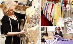 Elizabeth Wardrobe by A Peek Inside One S Wardrobe The S Dresser Reveals