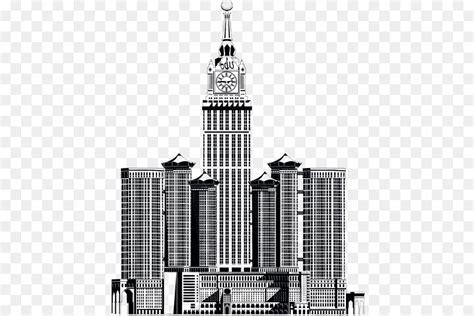 gambar gedung hitam putih gambar kuning