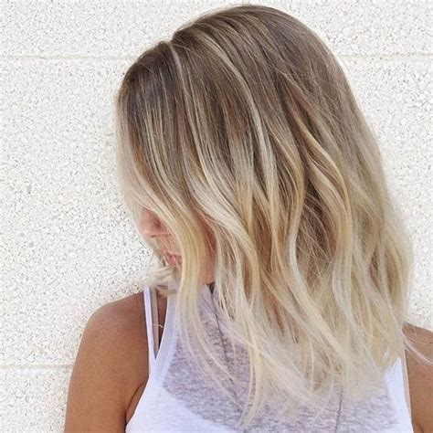Trendy Haircuts Ideas Strawberry Bronde Balayage Bob By Kellymassiashair Les Coupes Incontournables De Cet 233 T 233 Cheveux Magazine