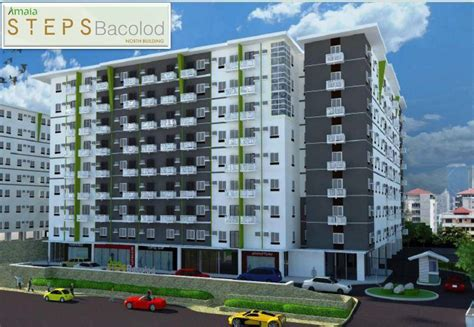Capitol Building Floor Plan by Amaia Steps Bacolod Amaia Land Residential Condominium