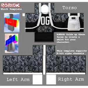 roblox template shirt shirt template roblox