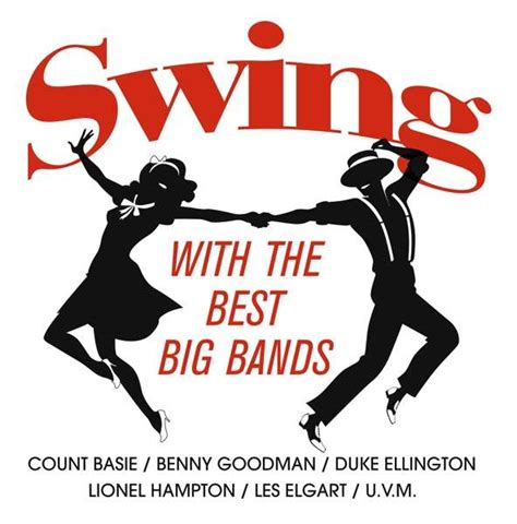 swing best of the big bands swing with the best big bands lp jpc