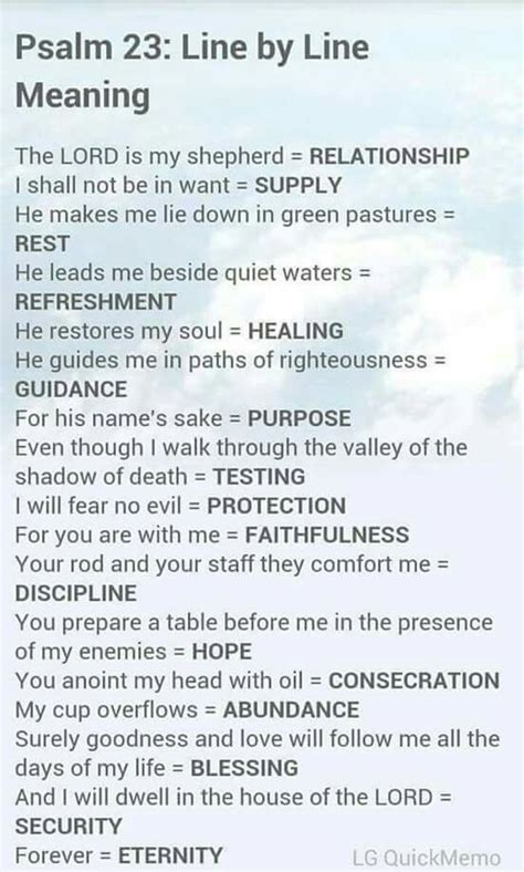 biblical meaning of day 92 best psalm 23 images on psalm 23 psalms