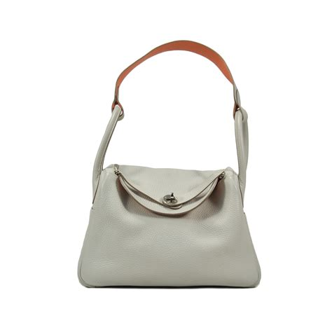 Hermes Lindy Preloved Second second hermes two tone lindy 30 the fifth collection