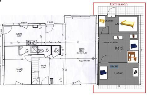 Extension Maison Toit Plat 633 by Idee Agrandissement Maison Plain Pied Zs48 Jornalagora