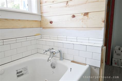 Shiplap Tub Surround Shiplap Tub Surround 28 Images Shiplap Wall Panelling