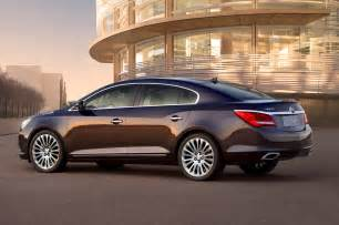 Buick Pontiac Gmc 2015 Buick Lacrosse Reviews And Rating Motor Trend