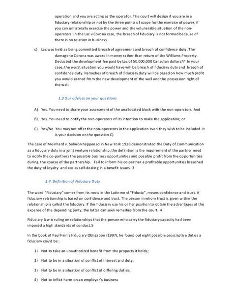 Fiduciary Agreement Sle Ichwobbledich Com Fiduciary Agreement Template
