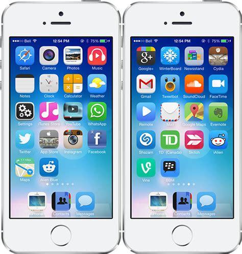 Temas Para Iphone   5 temas para iphone con jailbreak ios 7 iphonea2