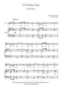o christmas tree violin sheetmusic2print com