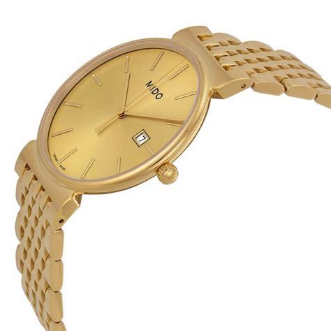 reloj mido dorada acero dorado m0096103302100 13 099 00 en mercado libre
