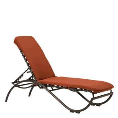 chaise lounge replacement parts la scala strap chaise lounge tropitone