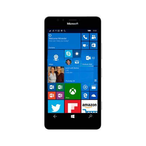 Microsoft Lumia Wp 10 microsoft lumia 950 free accessory bundle