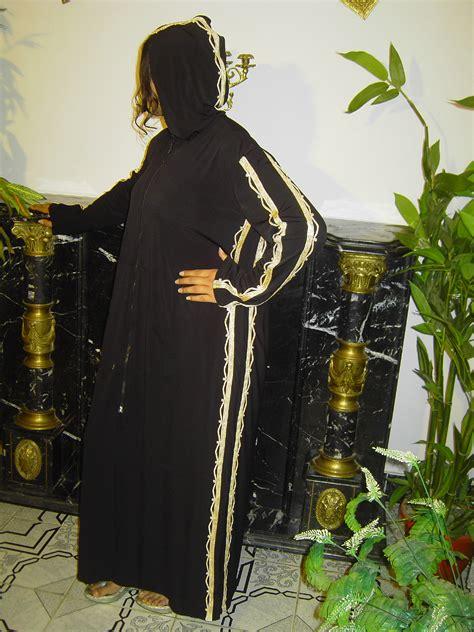 Abaya Sett abaya set islamische kleidung g 252 nstig bei egyptbazar de