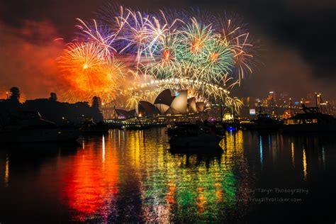 of new year the best view of the sydney new years fireworks