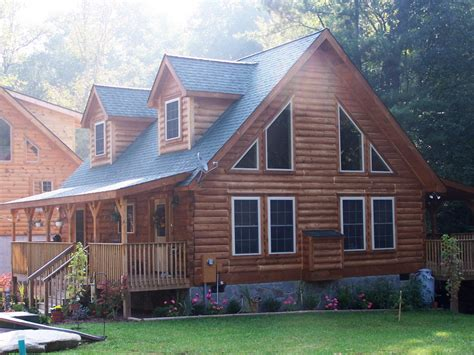 Blue Ridge Log Cabins by Blue Ridge Log Cabins Banner Elk Cabin Series Loghomes