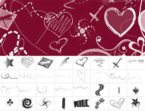 sun doodle brushes photoshop doodle brushes for photoshop 500 designs
