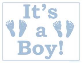 printable it s a boy sign