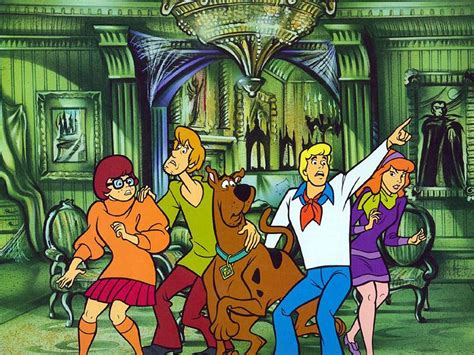 scooby doo american top scooby doo mystery incorporated