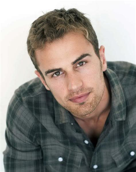 www theo theo james is four in divergent divergent movies