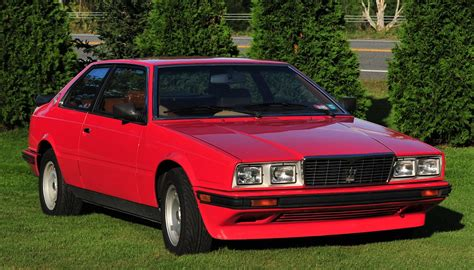 1985 maserati biturbo 1985 maserati biturbo information and photos momentcar