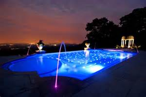 Fiber Optic Landscape Lighting Lights Fiber Optic Pools Led Landscape Lighting Design Nj