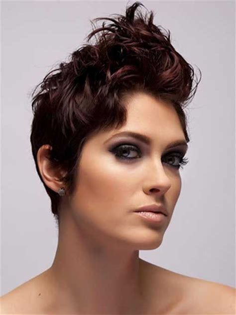 short curly pixie hairstyles 2014 short curly pixie haircuts short hairstyles 2014 most