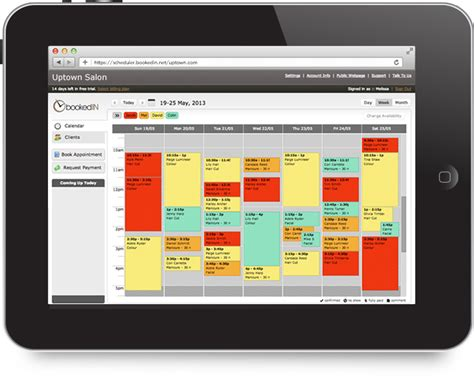 7 online scheduling systems to help you manage your time salon appointment software for scheduling salons stylists