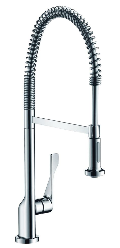 Semi Professional Kitchen Faucet by Mitigeur Cuisine Semi Pro Citterio Hansgrohe