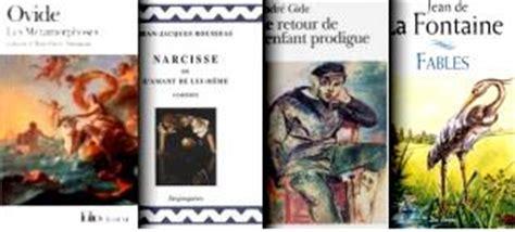 libro oeuvres themes narcisse le mythe de narcisse liste de 12 livres babelio