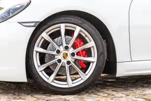 Porsche Boxster Rims 2017 Porsche 718 Boxster Drive Review
