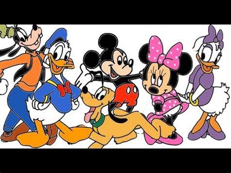 la casa de mickey mouse episodios como dibujar a los personajes de los episodios de la casa