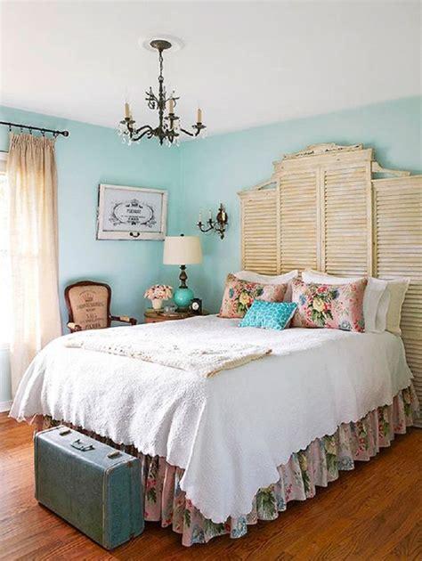 vintage bedroom curtains testata letto fai da te con materiale di riciclo ecco 20 idee