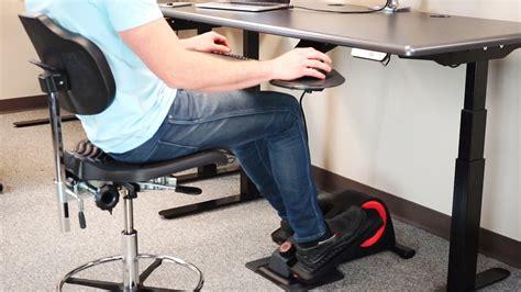 How To Set Up An Ergonomically Proper Desk Cycle Diy Bike Desk